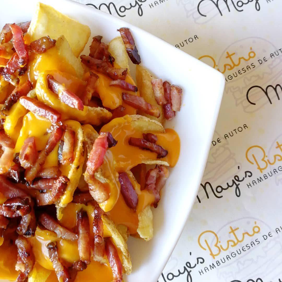 Patatas Chorreadas